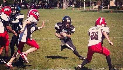 Five Kid Concussions in One Game Have Parents Questioning Pop Warner Football