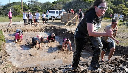 Why Running in Mud Is a Really Bad Idea