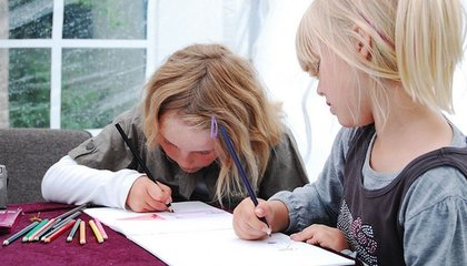How to Tell If Your Kid Will Become a Great Artist