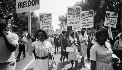 How Change Happens: The 1863 Emancipation Proclamation and the 1963 March on Washington