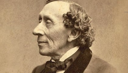 Is This Hans Christian Andersen's First Fairy Tale?