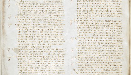 One of the World's Oldest Bibles Is Now Online