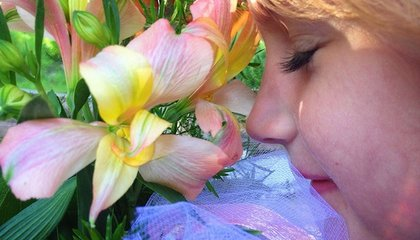 Why Do Flowers Smell Good?
