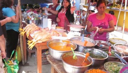 What to Eat—or Not—in Peru