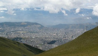 Things to Do in Quito While Nursing Achilles Tendonitis