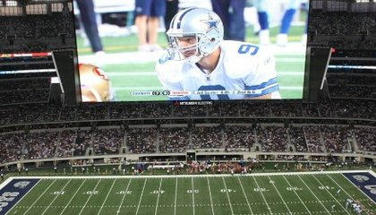 Primal Screens: How Pro Football Is Amping Up Its Game