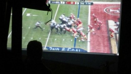 Strange Ball in a Strange Place: Watching the Super Bowl in Ecuador