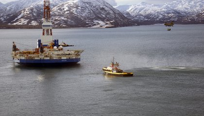 Arctic Drilling Is On Hiatus As Shell Packs It In