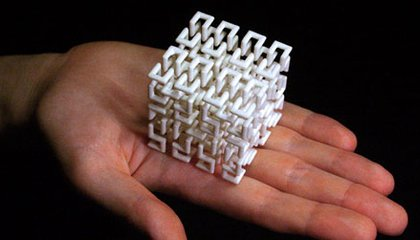 Fresh Off the 3D Printer: Henry Segerman's Mathematical Sculptures