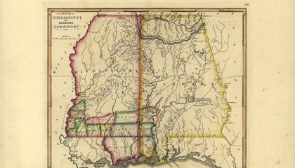 After 195 Years, Georgia Is Still Complaining About Its Border With Tennessee