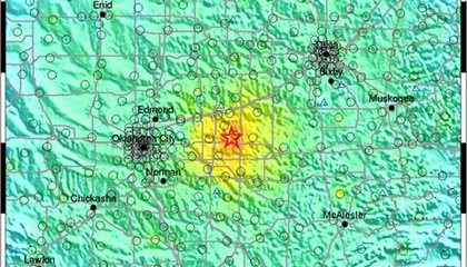 Oklahoma's Biggest-Ever Earthquake Was Likely Man-Made
