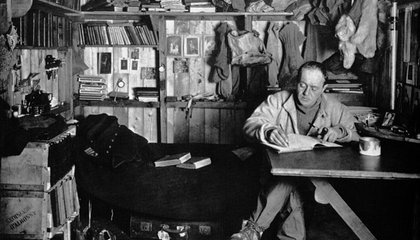 Public for the First Time: A Last Letter from Dying Antarctic Explorer Captain Scott