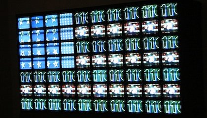 Events April 12-14: Experimental Films, Airplanes, Nam June Paik and Cherry Blossoms!