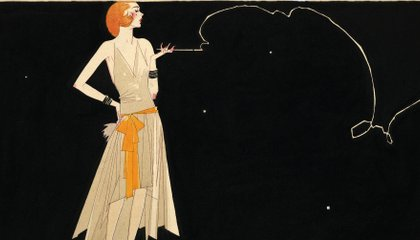 The History of the Flapper, Part 5: Who Was Behind the Fashions?
