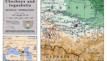 Chechnya, Dagestan, and the North Caucasus: A Very Brief History