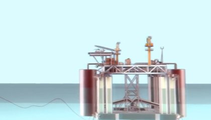 Lockheed Martin Wants to Pull Electricity from the Ocean's Heat