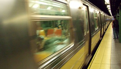 Here's How Scientists Are Keeping You From Inhaling Deadly Microbes in the Subway