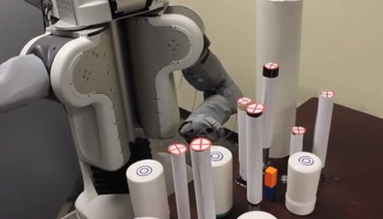 This New Robot Has a Sense of Touch