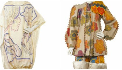 For Perusing Pleasure, Zandra Rhodes' New Online Fashion Archive