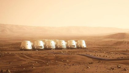 Spaceships Made of Plastic Could Carry Us to Mars