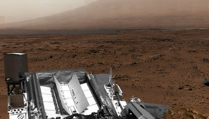 Check Out This Beautiful Gigapixel Panorama of Mars