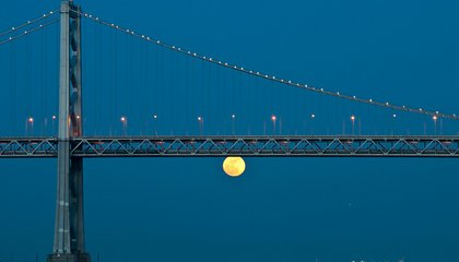 Get Set for Saturday's Supermoon