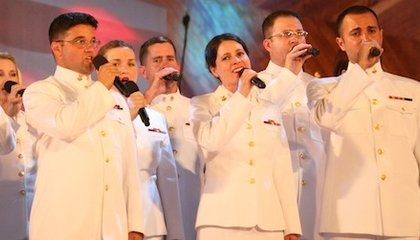 Events June 28-30: Navy Band Sea Chanters, Hungarian Folk Dance and 'Cold War'