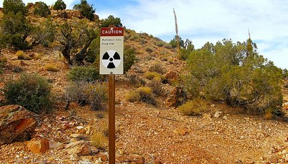You're Not Supposed to Mine the Grand Canyon, So Why Are These Miners Digging Up Uranium?
