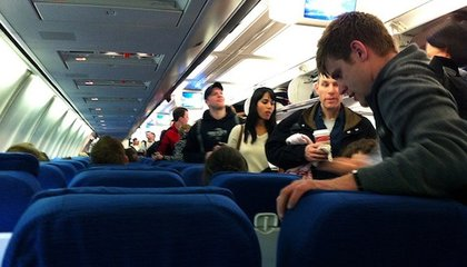On Airplanes, People Tend to Choose Seats on the Left Side, And, in Movie Theaters, the Right