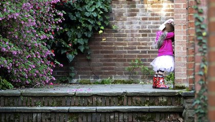 Hide And Seek Might Be Good for Kids' Brains