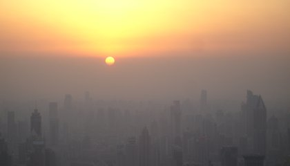 Most of China's Infamous Black Carbon Smog Comes From Cars And Cook Fires