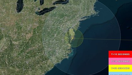 Hey, Eastern Seaboard! Look Up, You're About to See a Rocket Launch
