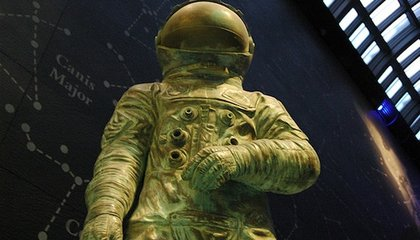 Yes, Astronauts Are Afraid to Go to Space
