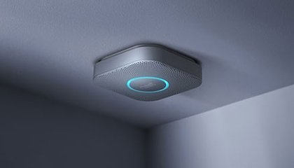 For $129, Nest's New Smoke Detector Talks to You