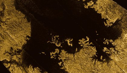 Ingredient of Plastic Found on Titan