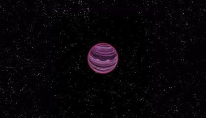 This Baby Rogue Planet Is Wandering the Universe All by Itself