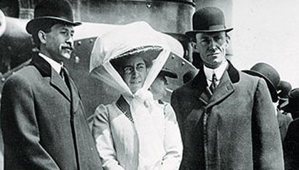 Katharine Wright's Knickers Too Risqué To Be Exhibited