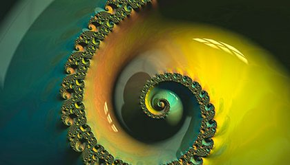 A New App Turns Fractals Into Ornate Art