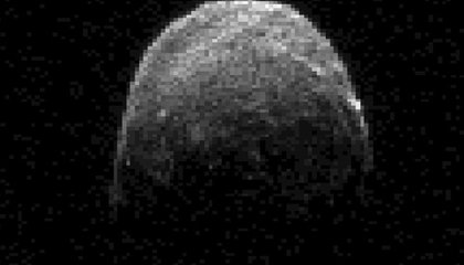 New Asteroid Lands on List of Earth-Threatening Objects. Don't Get Excited.