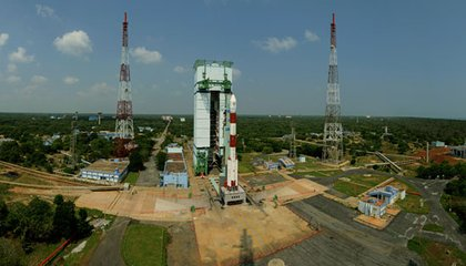 T Minus 16 Hours Until India Goes to Mars