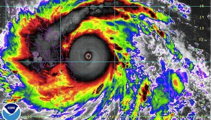 One of the Strongest Hurricanes Ever Seen Is About to Hit the Philippines