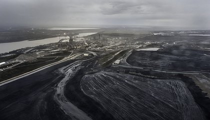 Alberta's Oil Sands Account for 9 Percent of Canada's Carbon Dioxide Emissions