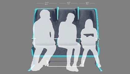 This New Plane Seat Morphs to Make You and Your Seatmate More Comfortable