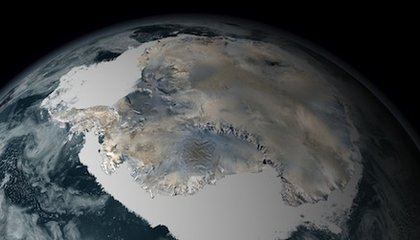 Why Is Antarctica's Sea Ice Growing As Temperatures Rise?