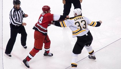 Hockey Players Sue League For Failing to Address Head Injuries