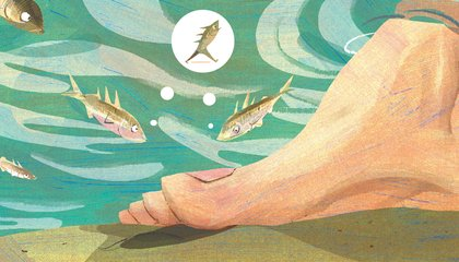 What a Tiny Fish Can Tell Us About How Humans Stood Upright