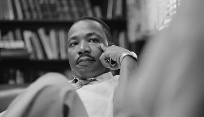 Read Through Early Drafts of Dr. Martin Luther King Jr.'s Speeches