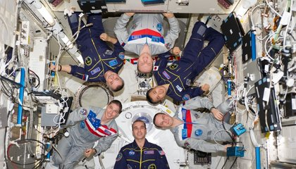 Space Makes Astronauts Grow Taller, But It Also Causes Back Problems