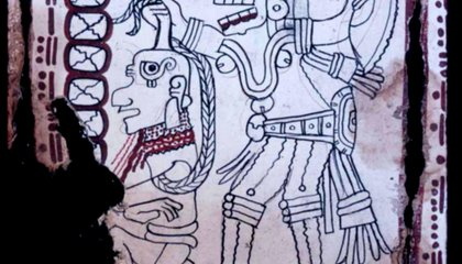 """New Analysis Shows Disputed Maya """"Grolier Codex"""" Is the Real Deal"""