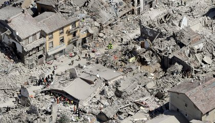 The Geology Behind Italy's Catastrophic Quake